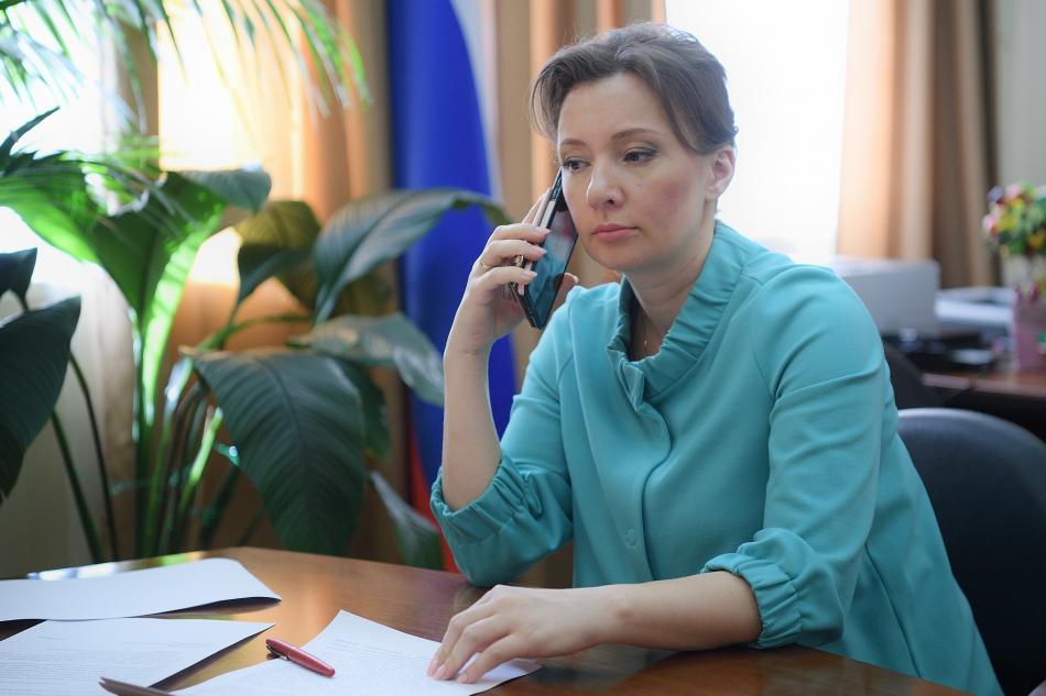 Анна Кузнецова оказала содействие в помощи 6-летнему мальчику из детского дома-интерната