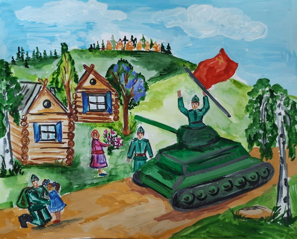 В преддверии 76-й годовщины Победы в Великой Отечественной войне в Ставропольском крае подвели итоги регионального этапа Международного конкурса «Письмо солдату. Победа без границ»