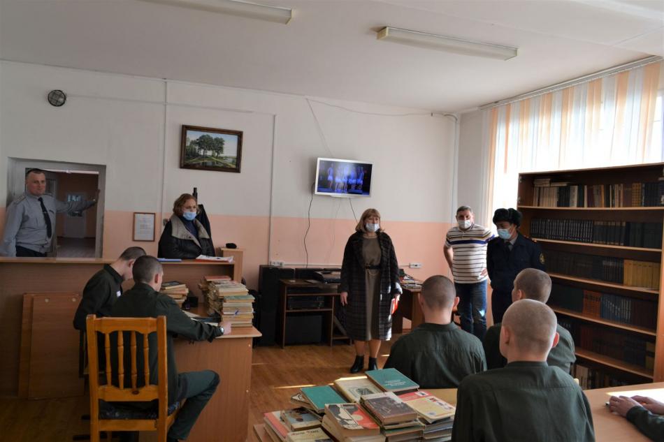 Руководитель аппарата Уполномоченного по правам ребенка в Иркутской области Татьяна Афанасьева посетила Ангарскую воспитательную колонию