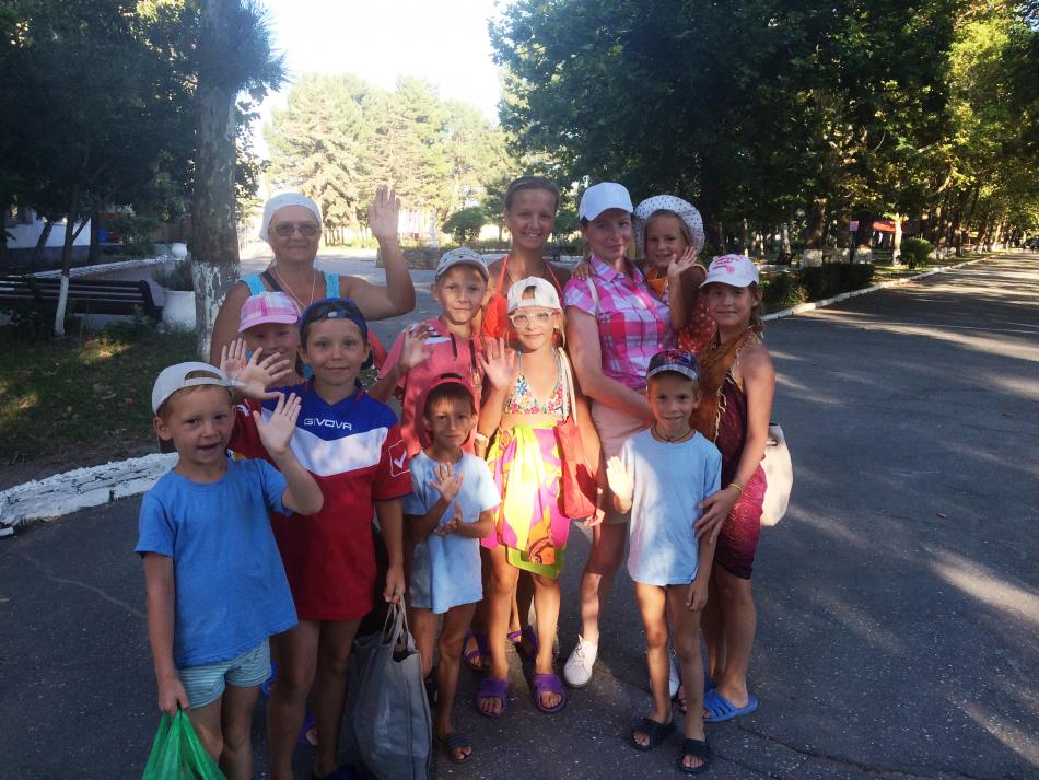 Детский омбудсмен Татьяна Козлова ознакомилась с организацией отдыха и оздоровления детей из Республики Коми в Ростовской области и Краснодарском крае