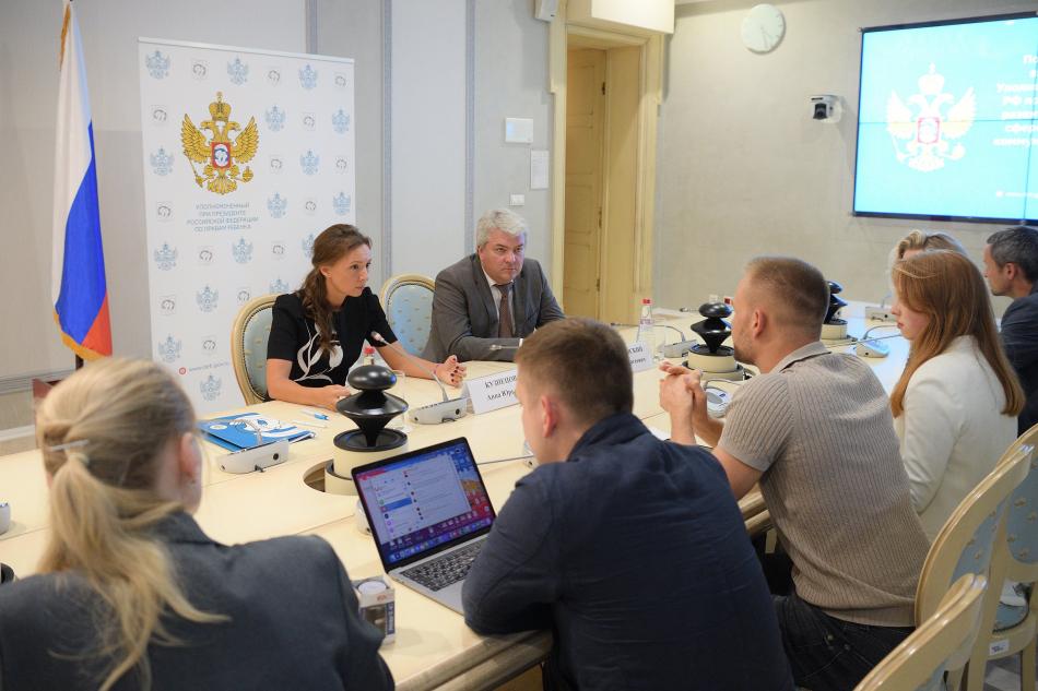 Анна Кузнецова: служба помощи в режиме «одного окна» позволит приблизить социальную помощь семьям с детьми