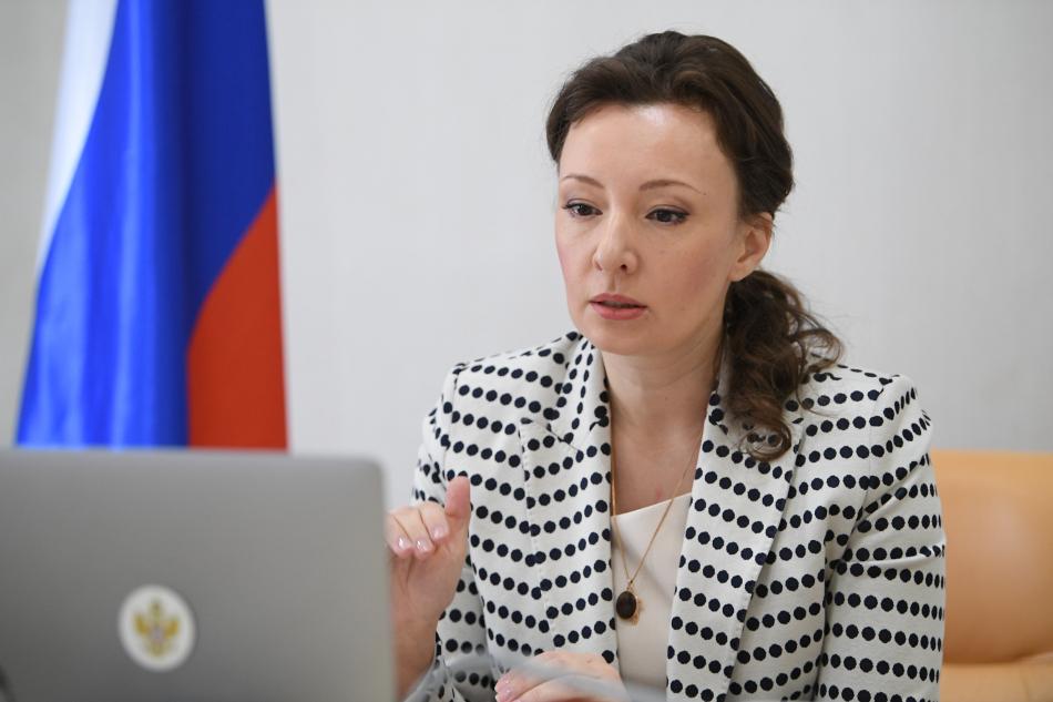 Анна Кузнецова на общероссийском родительском собрании ответила на вопросы