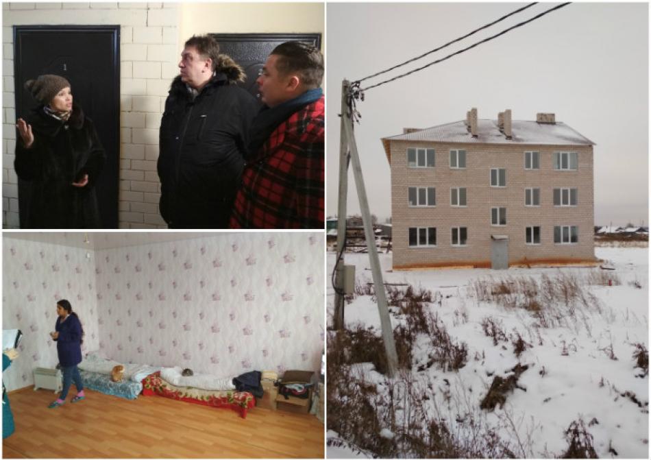 Владимир Шабардин продолжает проводить мониторинг соблюдения прав и законных интересов детей из числа детей-сирот