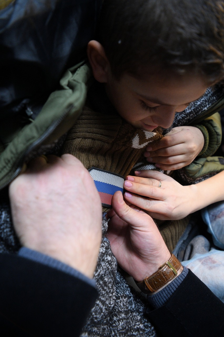 Детский омбудсмен Анна Кузнецова помогла сирийскому мальчику с тяжелыми ранениями попасть на лечение в Россию
