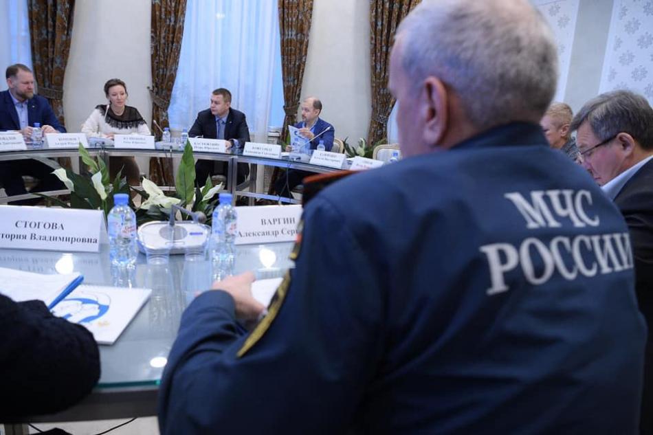 Анна Кузнецова приняла участие в заседании организационного комитета по подготовке Всероссийского форума отцов