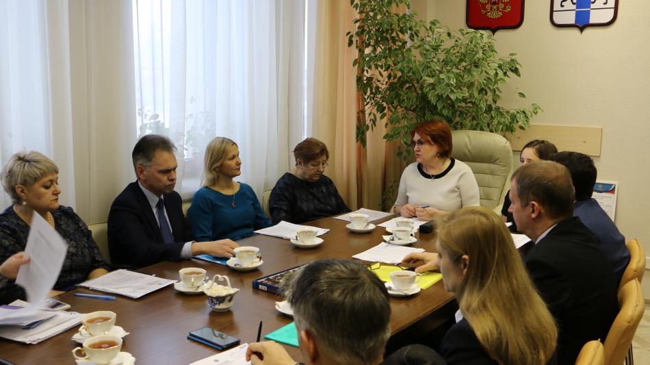 В аппарате Уполномоченного по правам ребенка состоялось совещание о нарушениях прав детей на образование