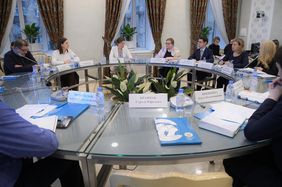 Анна Кузнецова провела заседание рабочей группы по совершенствованию постинтернатного сопровождения детей-сирот