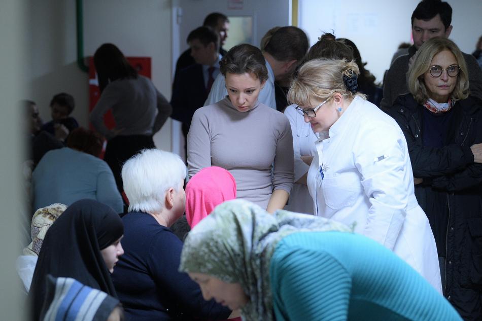 Анна Кузнецова помогла вернуться на родину из Ирака еще 27 российским детям