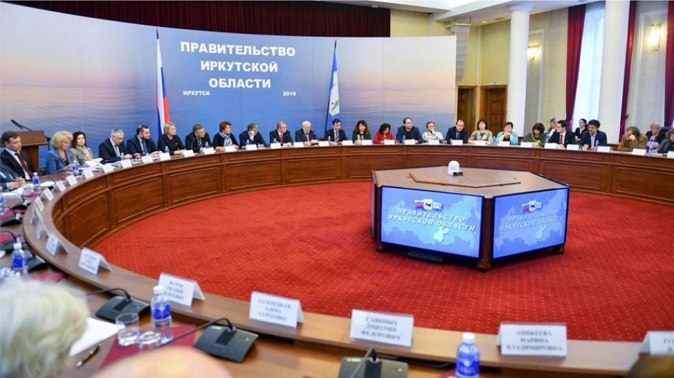Детский омбудсмен Иркутской области приняла участие в работе Совета при Президенте РФ по развитию Гражданского общества и правам человека