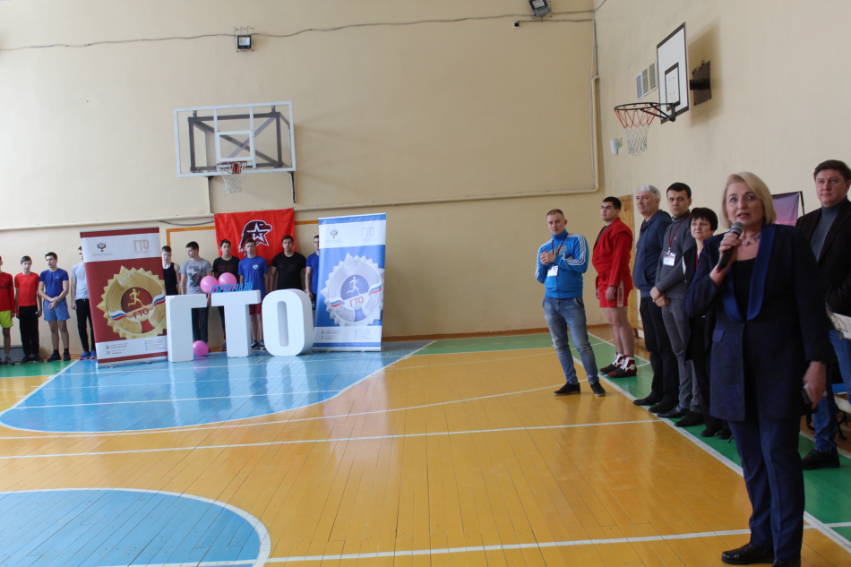 Уполномоченный по правам ребенка в Липецкой области открыла спортивный праздник в рамках проекта «Юнармия. Наставничество»