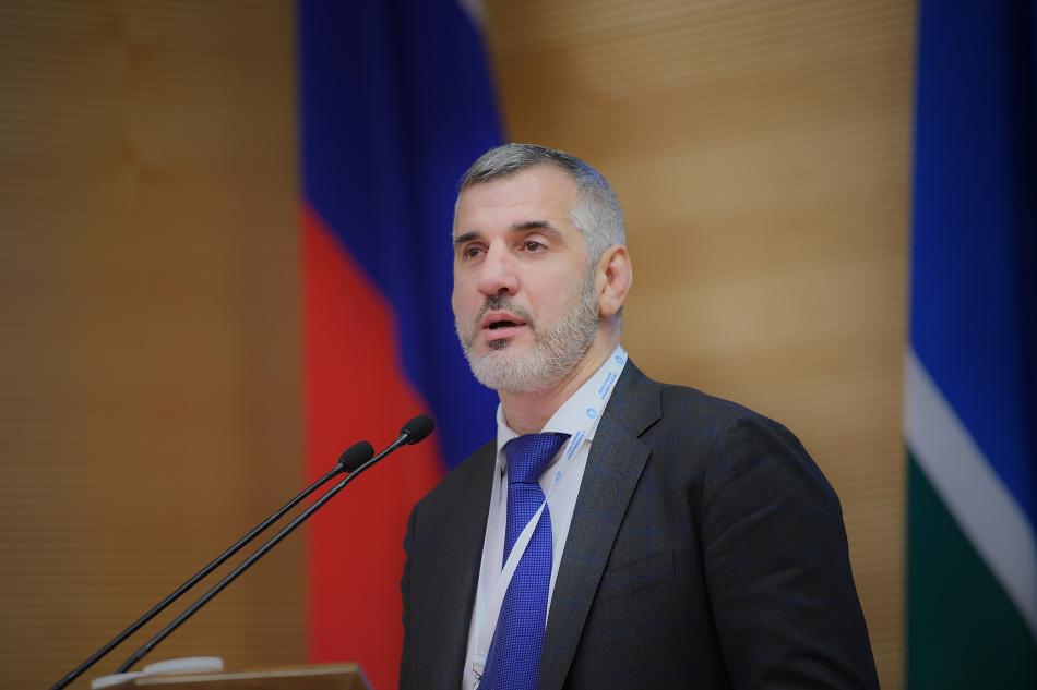 Состоялось пленарное заседание в рамках I Всероссийского форума отцов