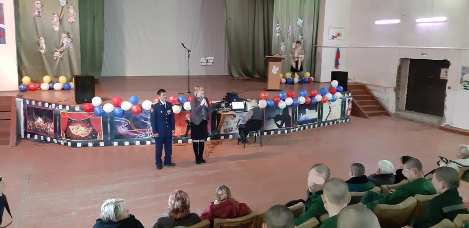 Уполномоченный по правам ребенка в Иркутской области  посетила Ангарскую воспитательную колонию