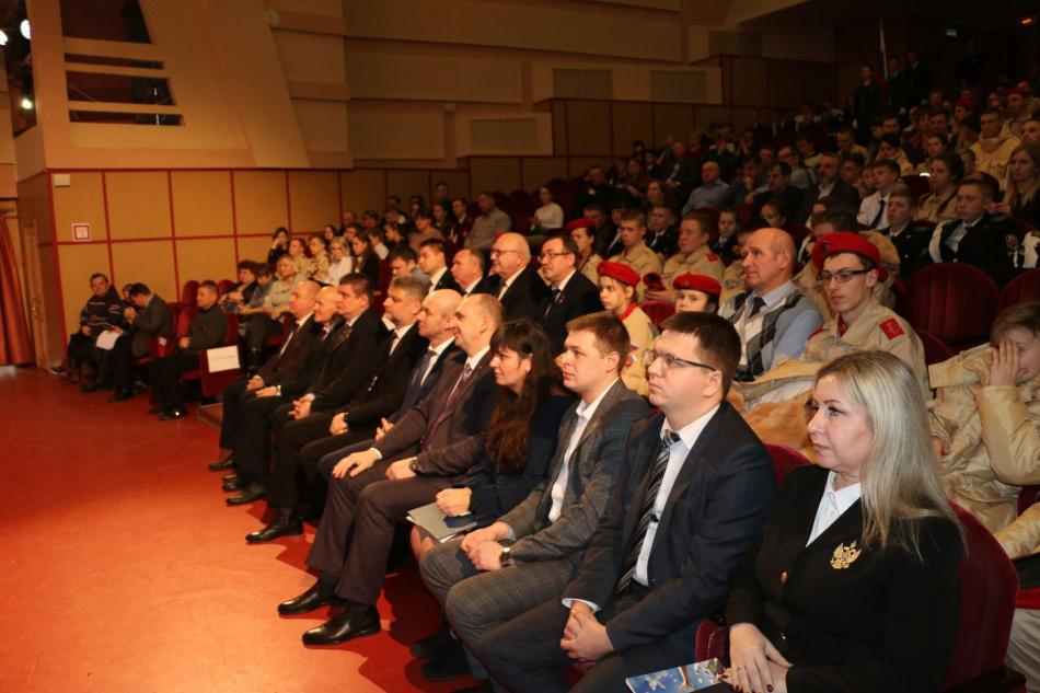 В Брянской области награждены победители конкурса «Письмо солдату».