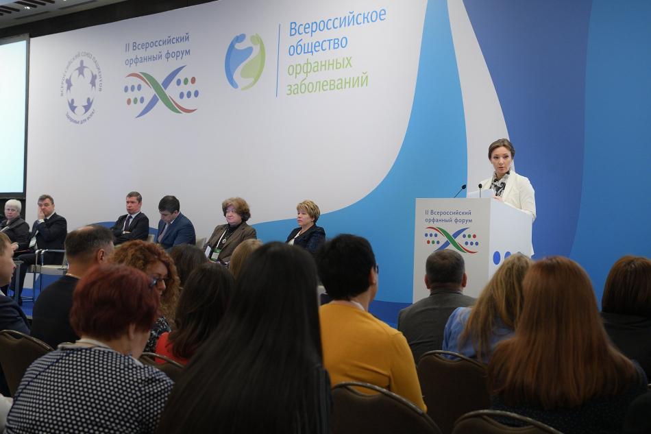 Необходима специальная программа по обеспечению лекарственными препаратами детей с орфанными заболеваниями - Анна Кузнецова