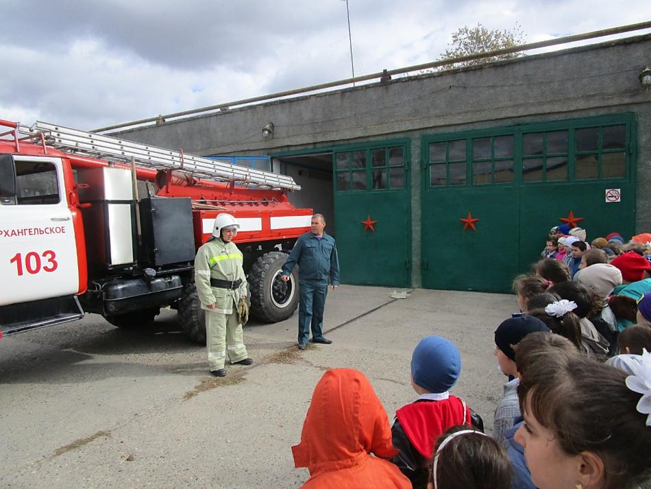 На Ставрополье подвели итоги акции «Месяц БезОпасности»