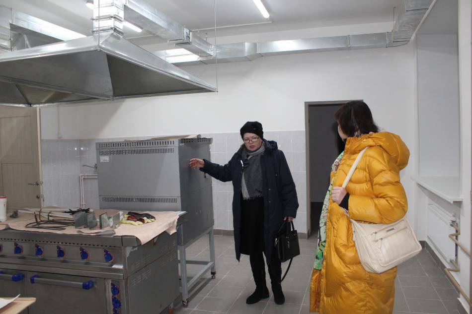 Татьяна Козлова посетила Социально-реабилитационный центр для несовершеннолетних города Сыктывкара