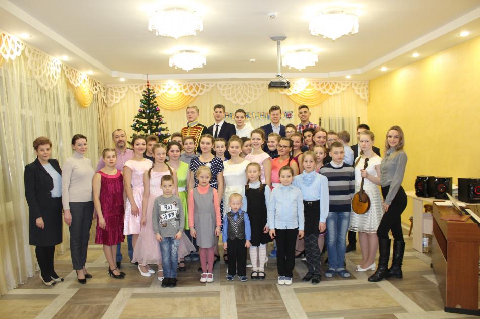 Детский омбудсмен побывала в гостях в Детском доме № 3 г. Сыктывкара