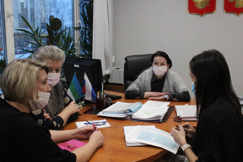 Уполномоченные обсудили вопросы межведомственного взаимодействия с министерством труда, занятости и социальной защиты Республики Коми