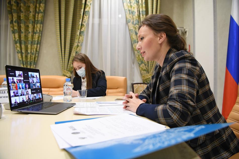 Анна Кузнецова приняла участие в неформальной встрече членов Совета Безопасности ООН