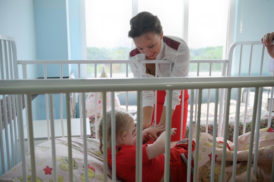 Привезенные на лечение в Москву из ДДИ Смоленской области дети выписаны из больницы
