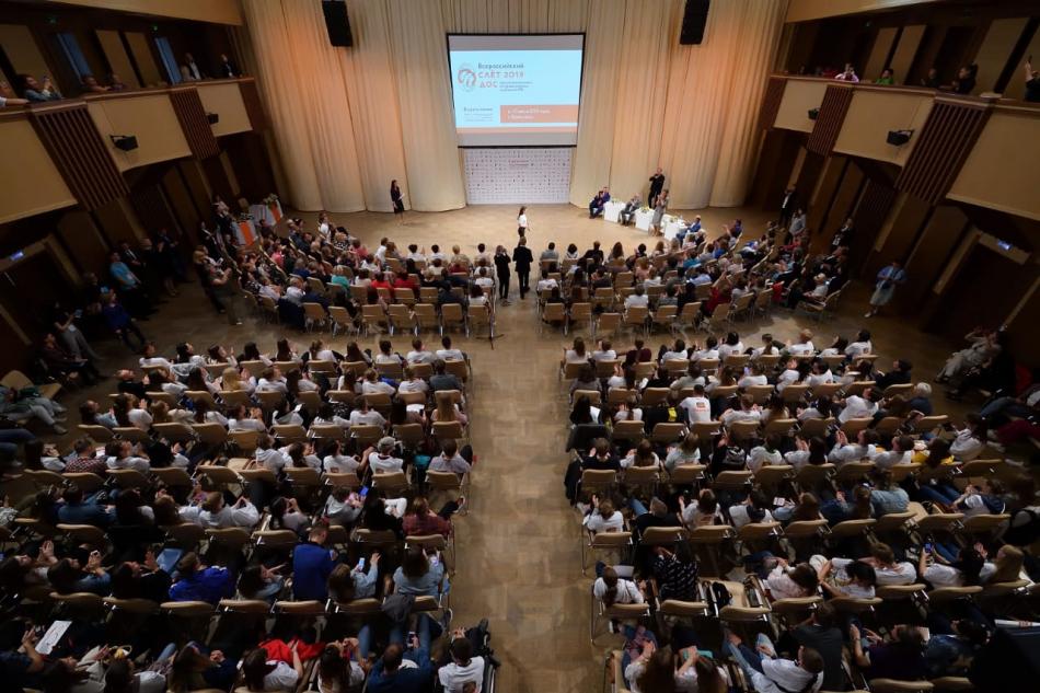 Анна Кузнецова открыла I Всероссийский слет Детских общественных советов