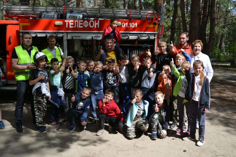 В Рязанской области проходят мероприятия в рамках Всероссийской акции «Безопасность детства-2019»