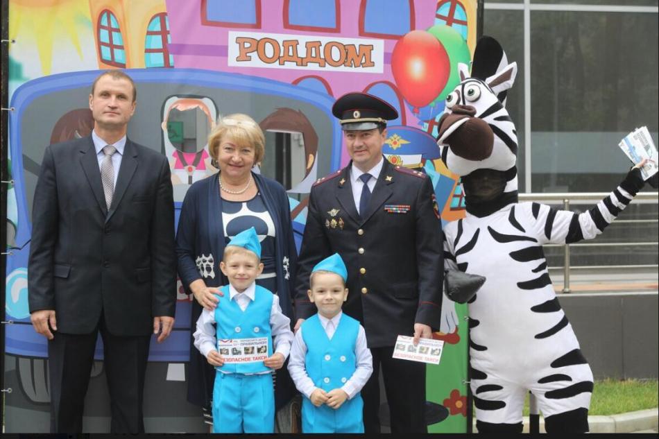 Ставрополье стало федеральной площадкой по обучению родителей безопасности при перевозке детей в автомобилях