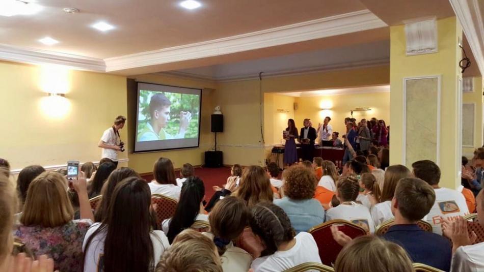 Детские общественные советы представили проекты школьного телевидения
