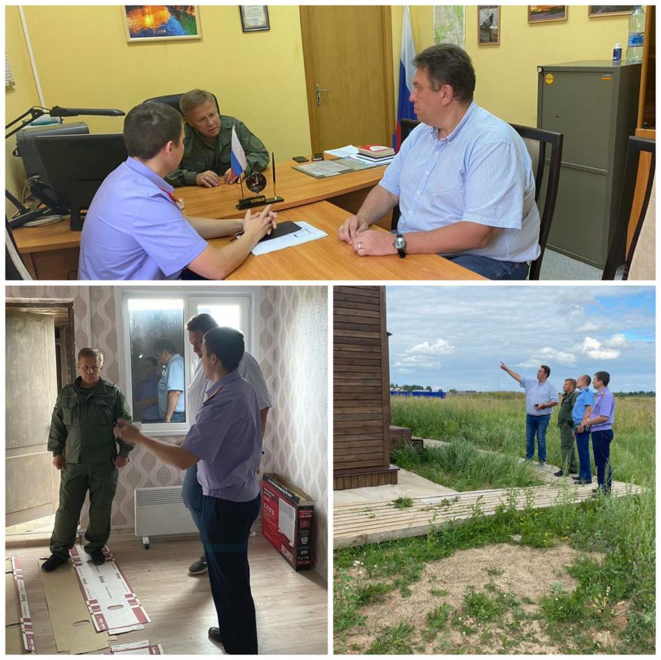 Вопросы предоставления качественного жилья для детей сирот находятся на контроле Уполномоченного по правам ребенка в Кировской области
