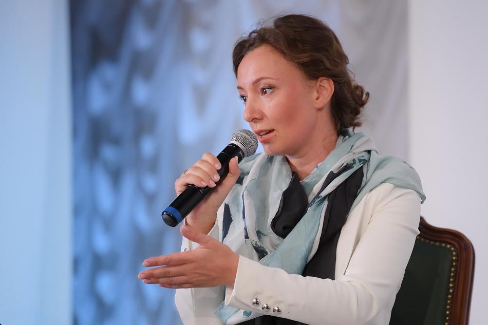 Анна Кузнецова приняла участие в фестивале национальных видов спорта