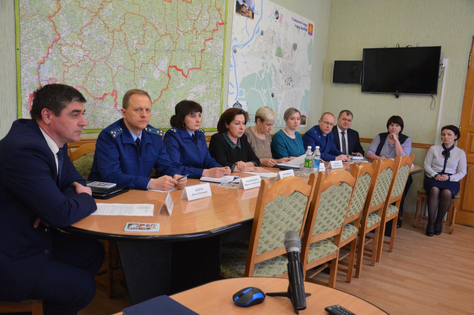 19 марта в городе Шарье состоялись межведомственные семинары-совещания