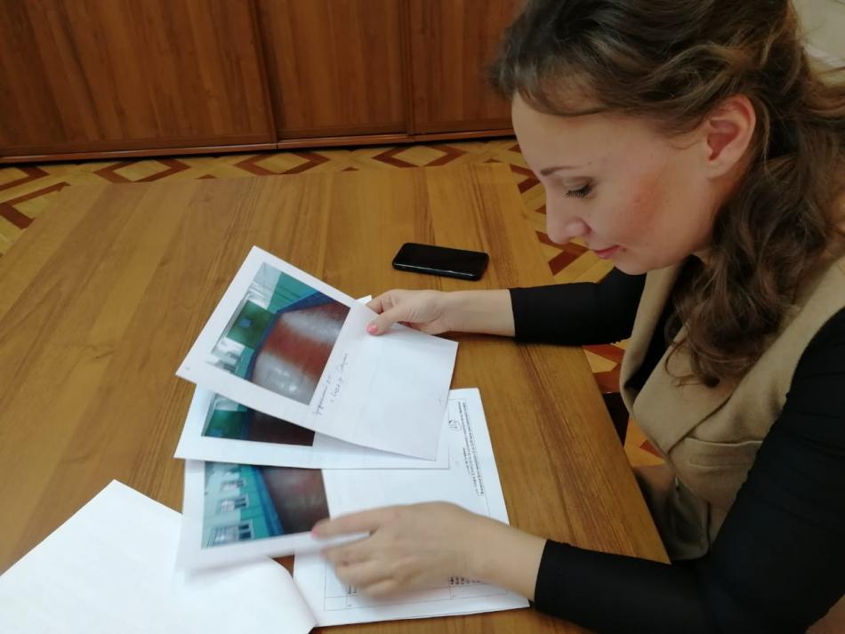 Анна Кузнецова провела личный прием граждан в Забайкалье