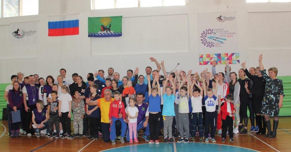 Семейный спортивный праздник ГТО прошел в выходные в селе Пивовариха Иркутского района