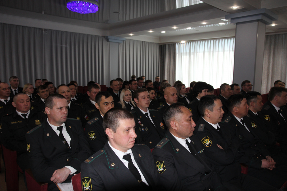 Коллегия в УФССП по РА