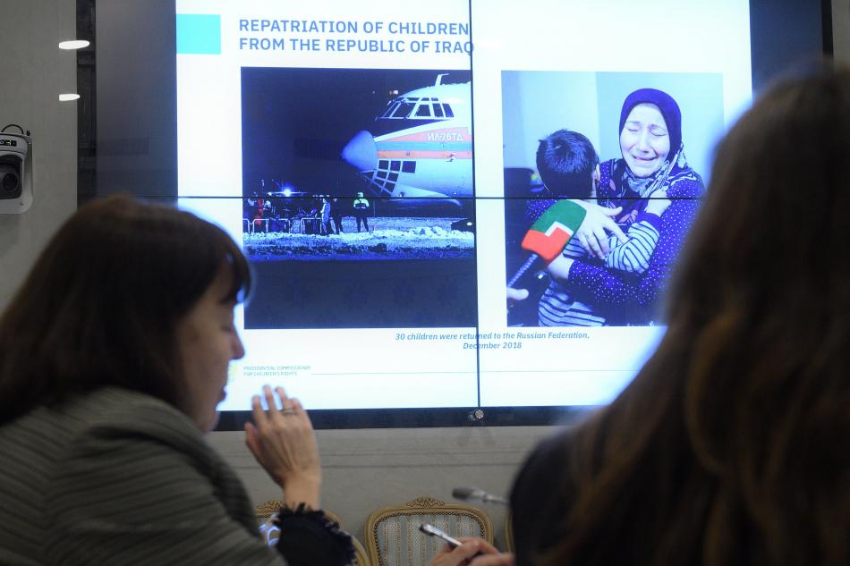Анна Кузнецова и Спецпредставитель ООН по вопросу о детях и вооружённых конфликтах договорились объединить усилия