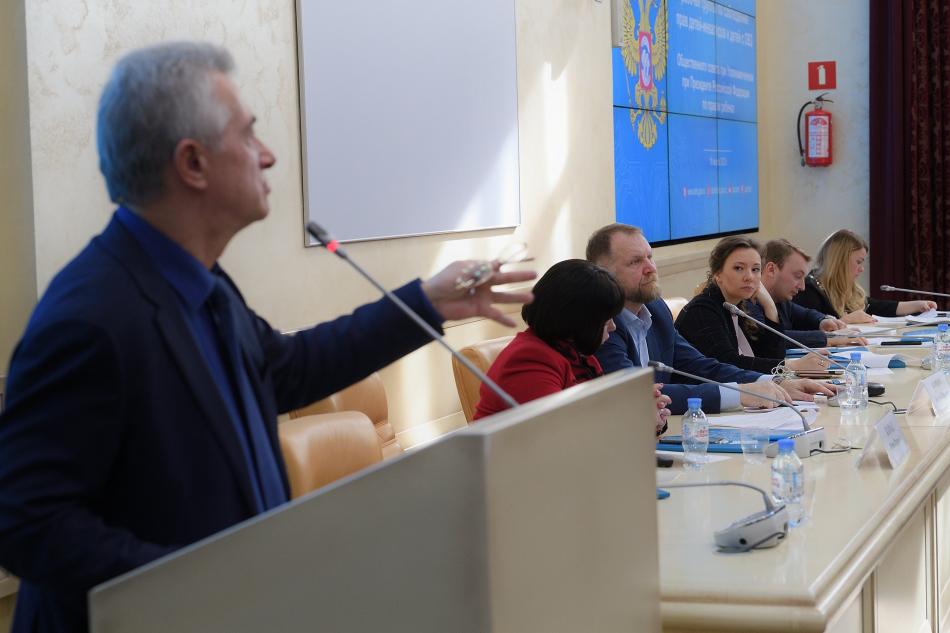 Анна Кузнецова провела заседание Общественного совета по развитию адаптивного спорта для детей с инвалидностью
