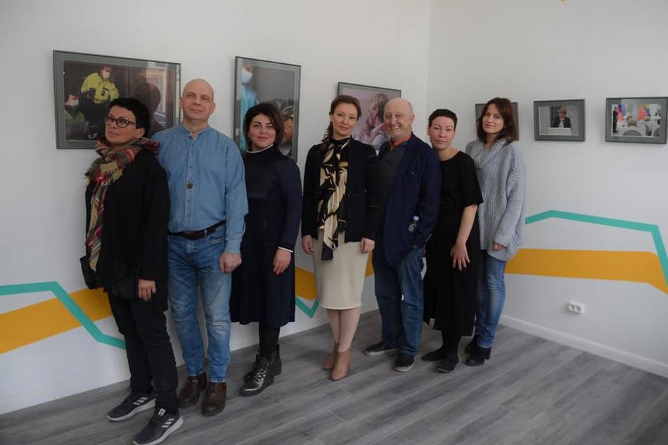 Анна Кузнецова посетила Центр имени Елизаветы Глинки