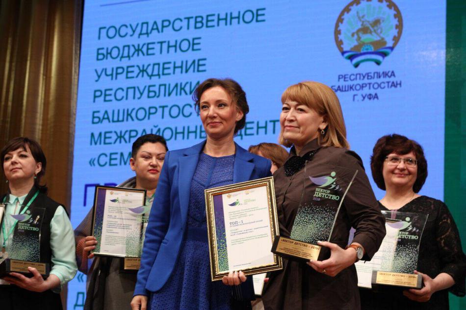 Объявлены победители инициативы детского омбудсмена «Вектор «Детство – 2019»
