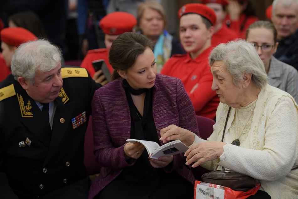 Письма победителей акции «Письмо солдату. О детях войны» передали ветеранам