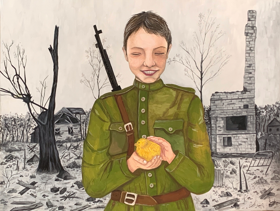 Подведены итоги Всероссийского конкурса «Письмо солдату. О детях войны».
