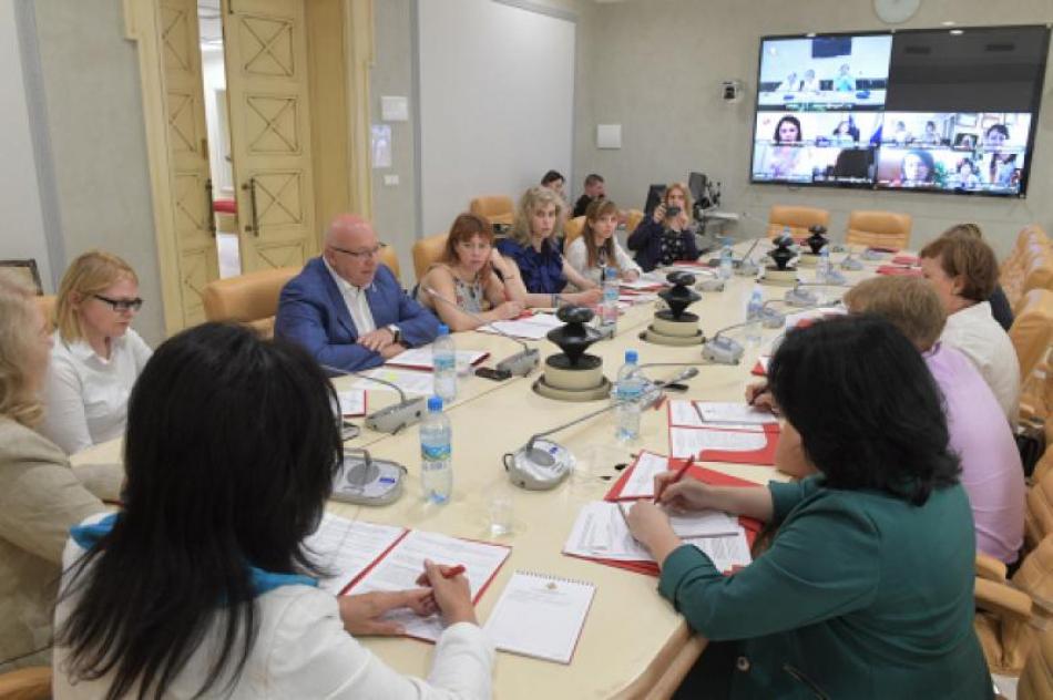 Общественный совет при Уполномоченном по правам ребёнка предлагает включить в программу Десятилетия детства дополнительные меры по соблюдению прав детей с ОВЗ
