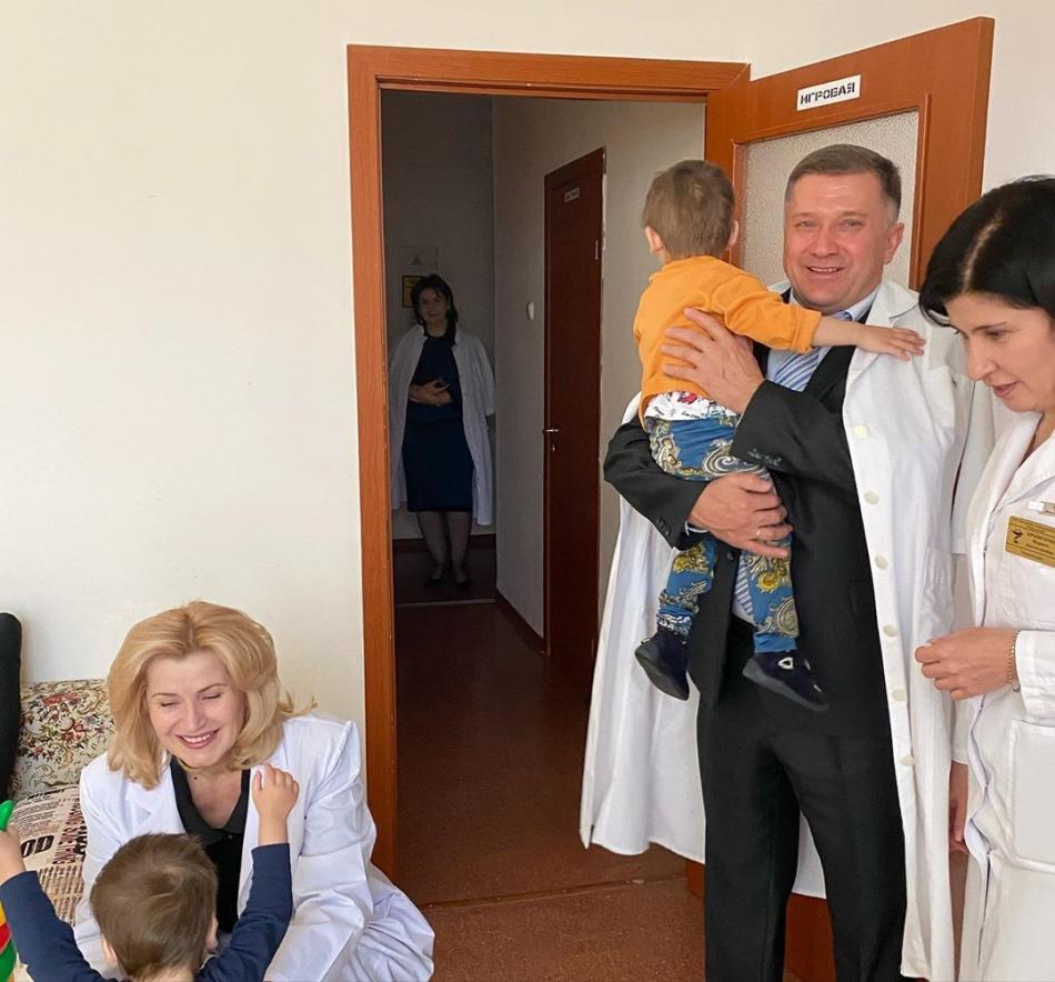 Уполномоченный при Главе Кабардино-Балкарской Республики по правам ребенка и прокурор республики провели совместный прием граждан
