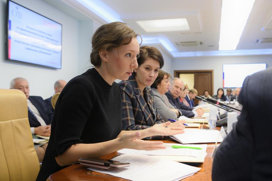Анна Кузнецова выступила с рядом предложений по помощи детям с орфанными заболеваниями