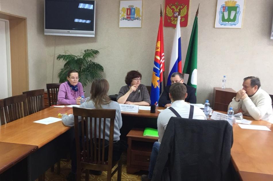 Состоялся совместный прием Уполномоченного по правам ребенка в Ивановской области и руководителя Главного бюро медико-социальной экспертизы в Кинешме