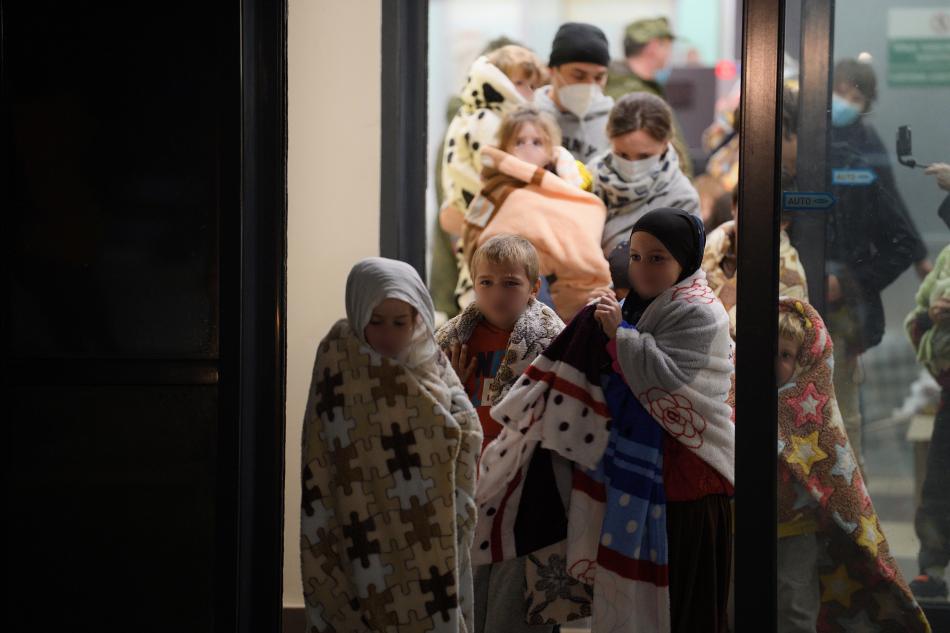 Анна Кузнецова вернула из Сирии на родину 31 российского ребёнка