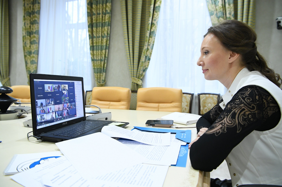 Анна Кузнецова: наша сила – в объединении усилий в деле защиты детства