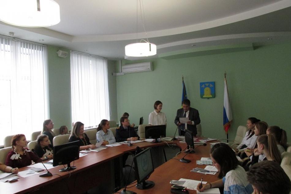 Детский Совет — о деятельности института  Уполномоченного по правам ребёнка  в  России