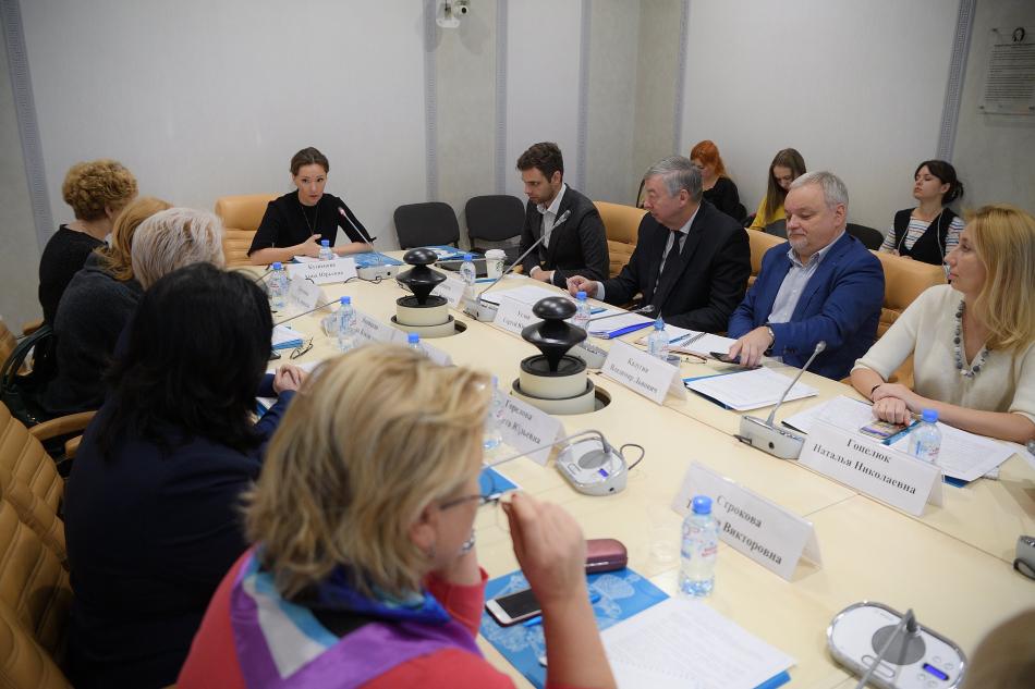 Анна Кузнецова объявила о запуске второго этапа мониторинга качества детского питания в форме родительского контроля