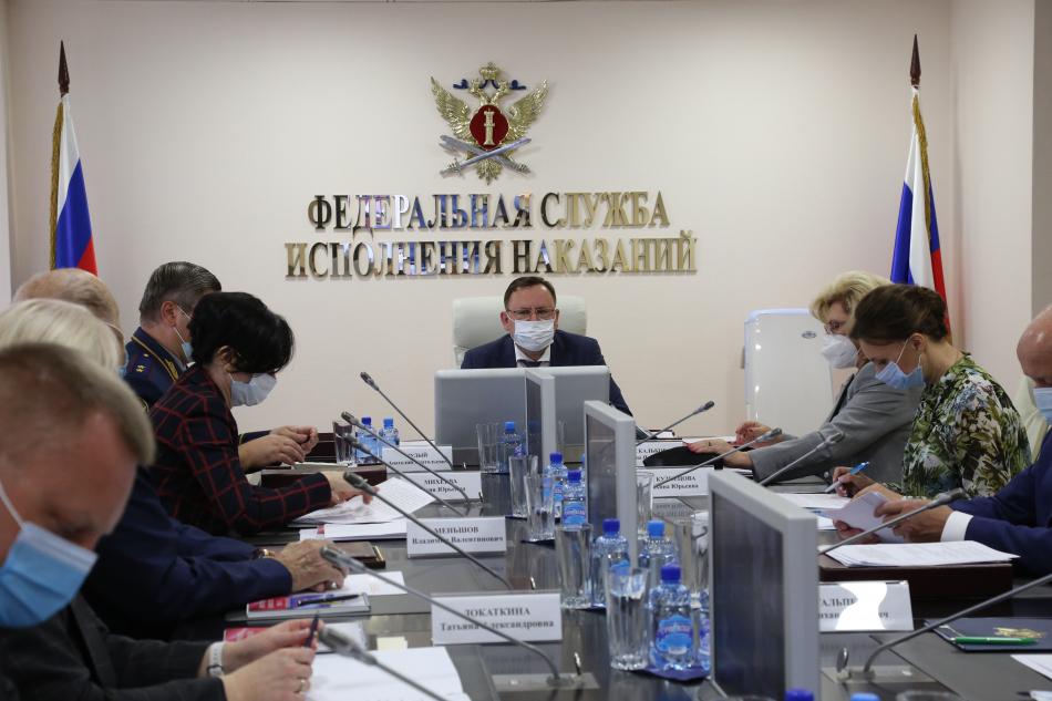 Анна Кузнецова выступила с предложениями по совершенствованию защиты прав детей в учреждениях уголовно-исполнительной системы