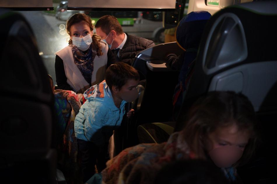 В Россию из Сирии вернулись ещё 27 детей – Анна Кузнецова